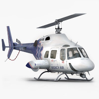 helicopter interior 3d max