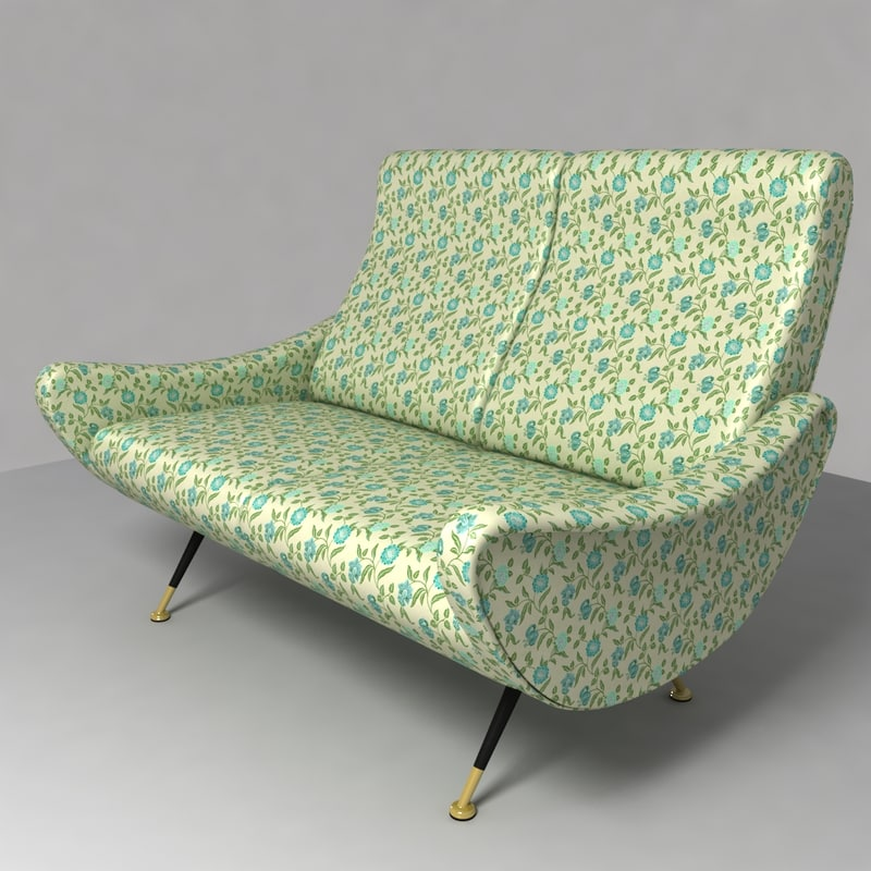 lwo sofa 1960 style