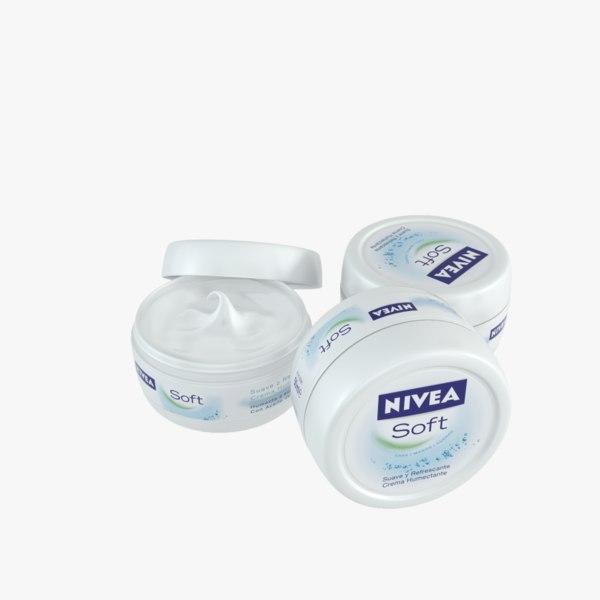 3dsmax soft nivea