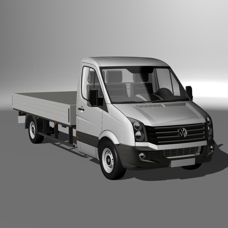 3ds max crafter singelcab 2011
