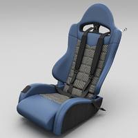 max maserati seat