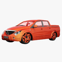 SsangYong Actyon Lowrider