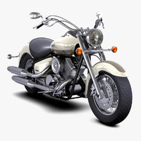 max yamaha dragstar 1100 classic