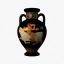 Amphora 3D models