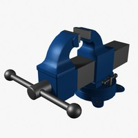 3d vise clamp tool