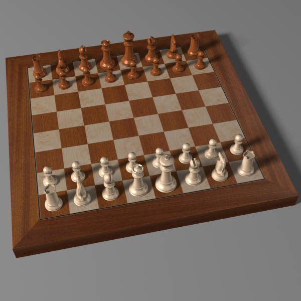 chess dxf