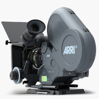 3d max arriflex 435 extreme 35mm film