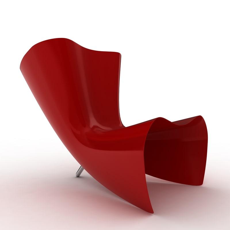 felt chair design max