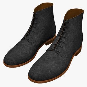 3d man shoes apc