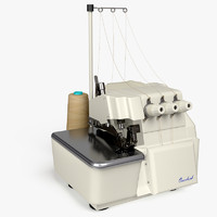 Overlocking Sewing Machine