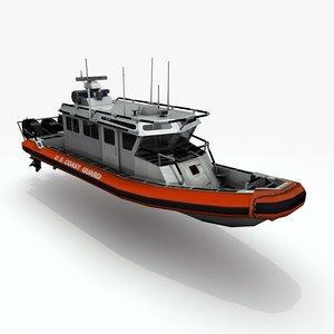 3d coast guard law enforcement model