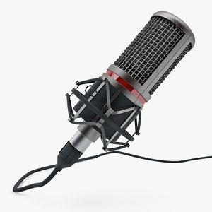 max studio mic micro