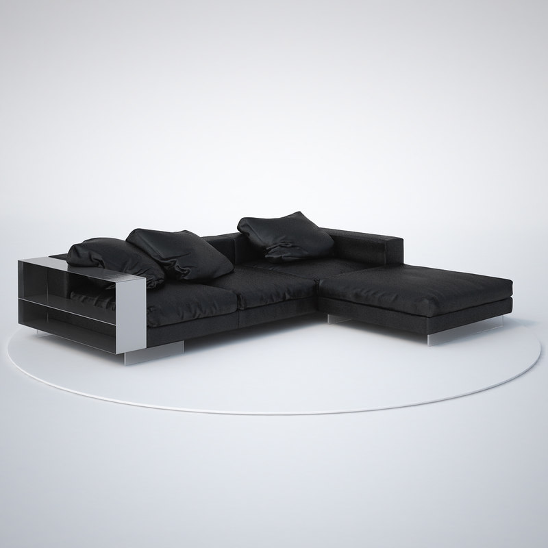 3d flexform lightpiece sofa