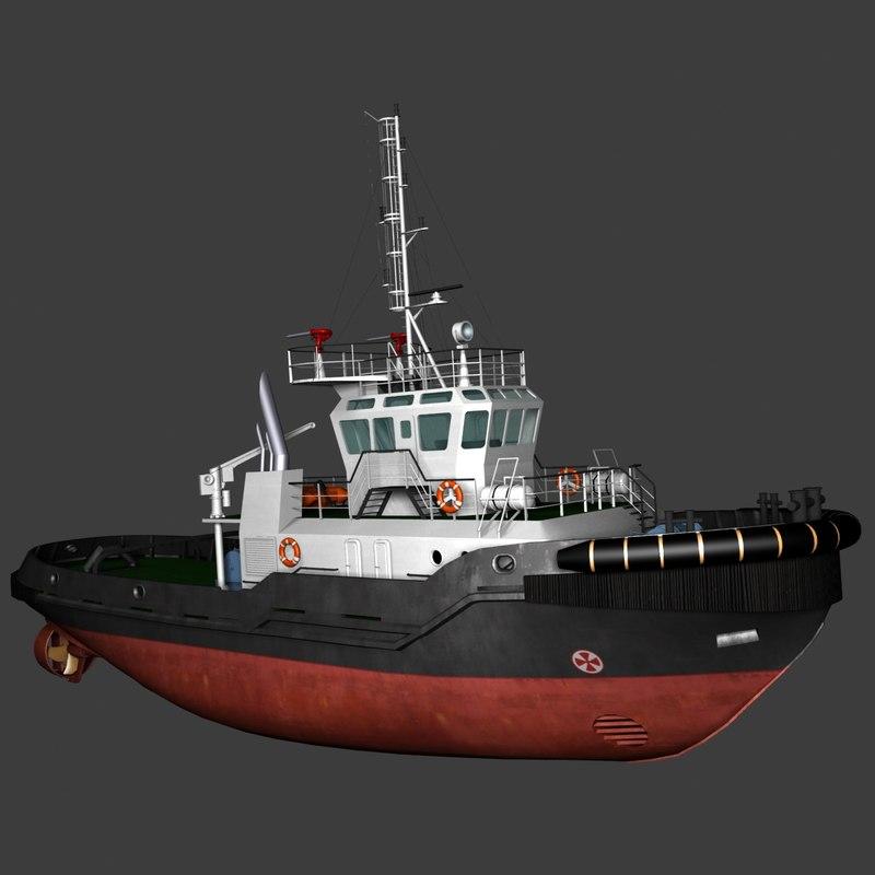 max sea tug