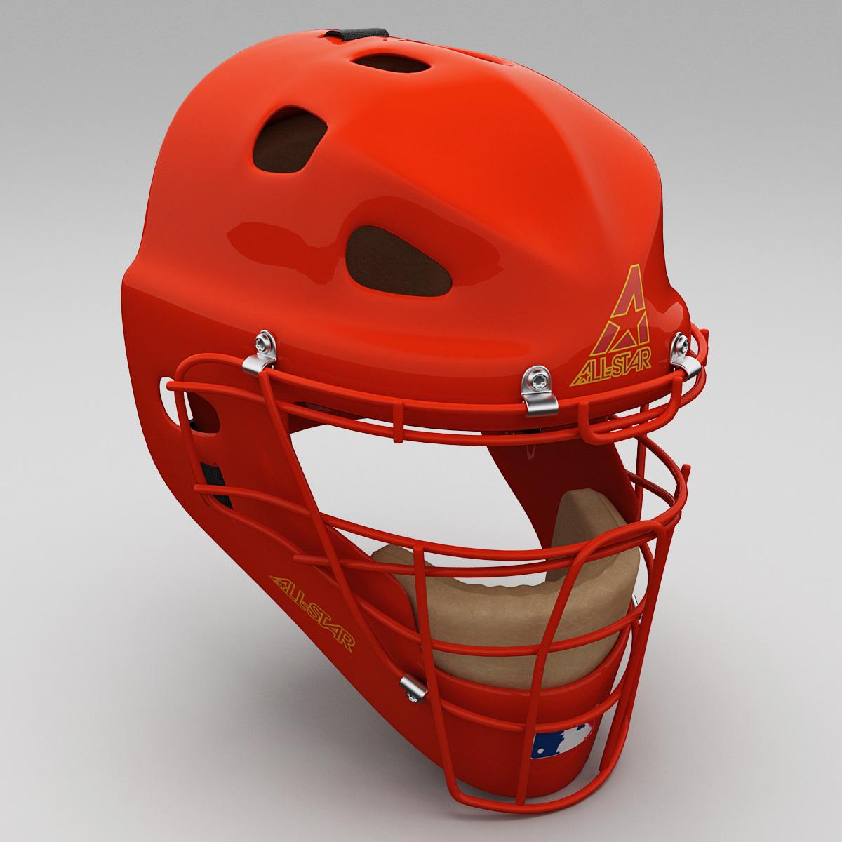 max catcher helmet mvp2300