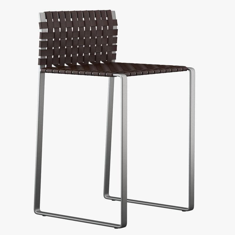 mark albrecht stool counter 3d max