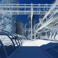 Future City HD