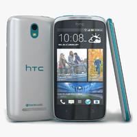 HTC Desire 500 Silver