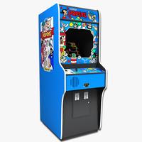 3d popeye arcade