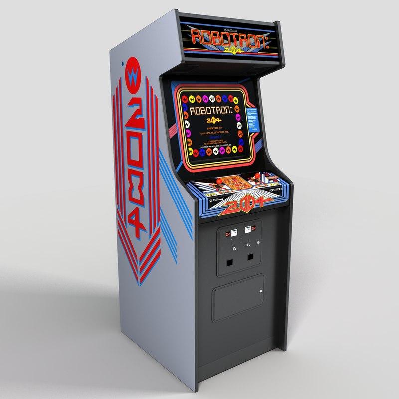 robotron arcade max