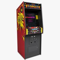 star arcade obj