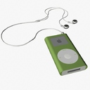 Apple iPod Mini 3D models