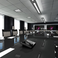 max office boardroom interior