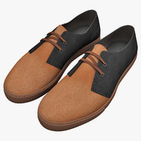 3d mens shoes apc 2