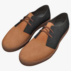 3d mens shoes apc 2