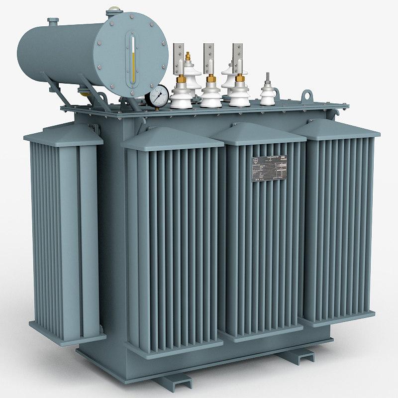 Oil-Immersed Power Transformer