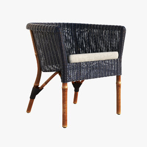 pierantonio bonacina cassis armchair 3d 3ds