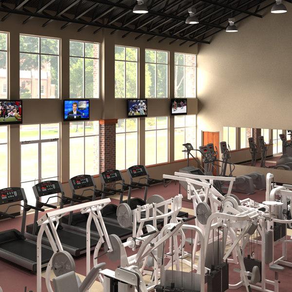 max fitness center