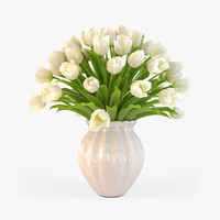 Tulips in Vase 10