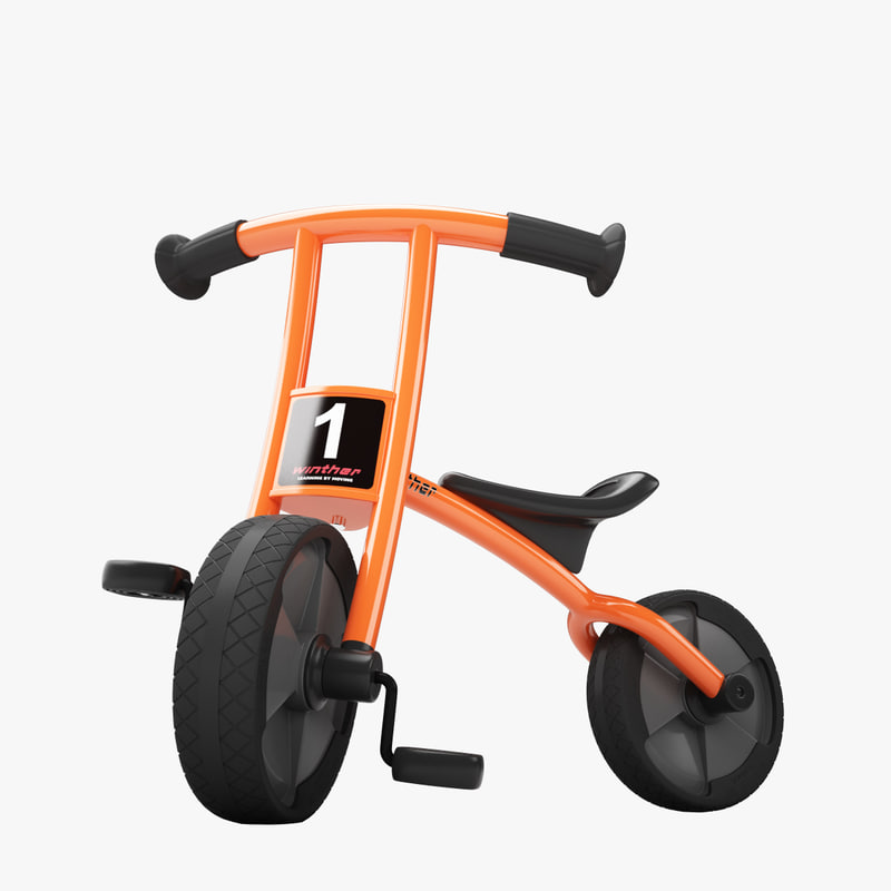 winther circleline bicycle 3ds