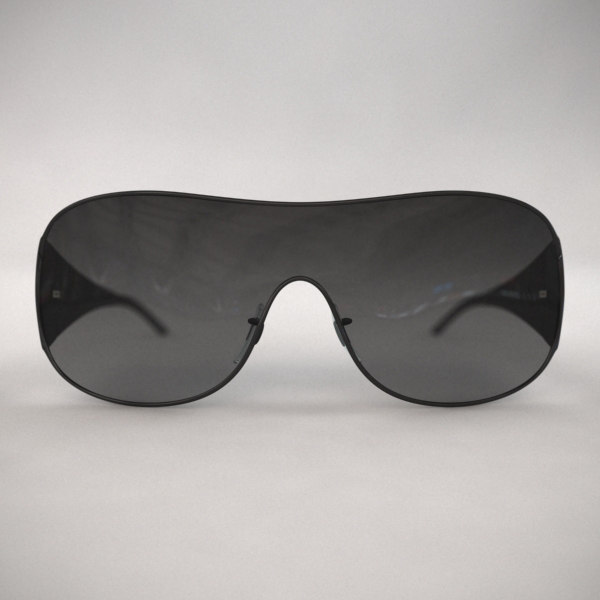 glass sun sunglasses 3d model