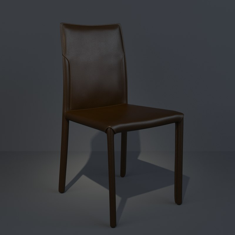 3ds max fiam dress chair
