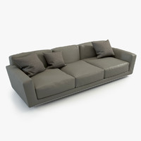 Luis Sofa (three-sitter)