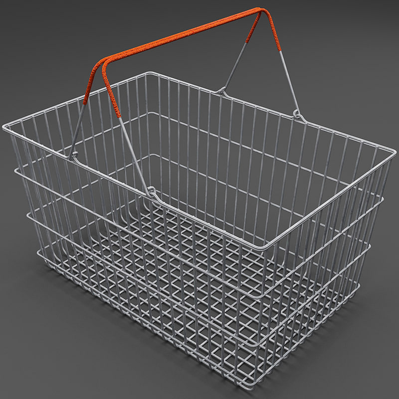 supermarket shopping basket max