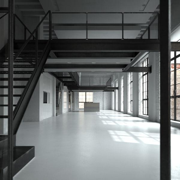 interior scene max