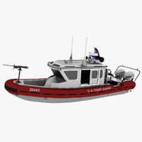 US Coast Guard Watercraft