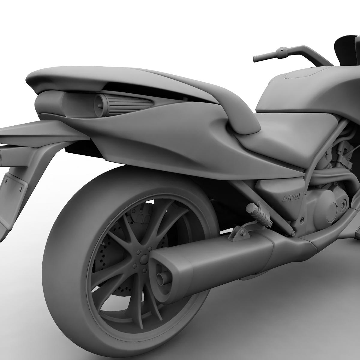 honda dn01 dn 01 3d model | 3d model, Honda, Model