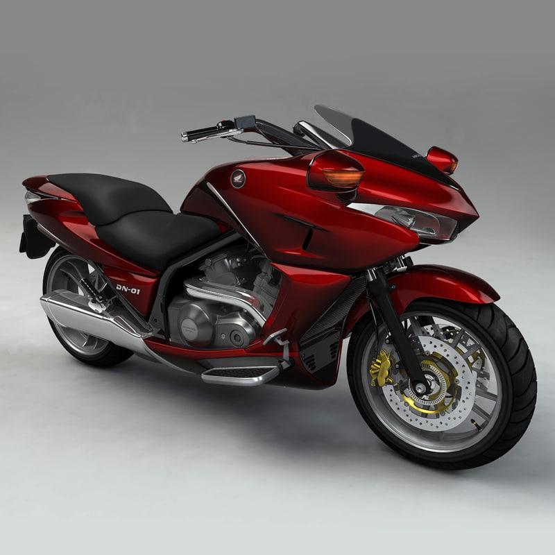 Honda Dn 01 >> Honda Dn 01