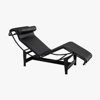 Le Corbusier LC4 Chaise Lounge 02