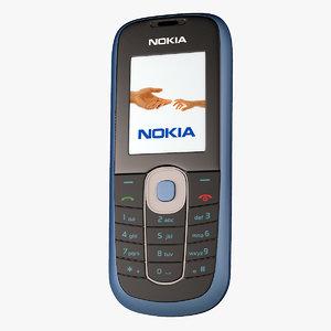 nokia 2600 3d model