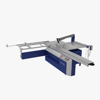 sizing saw 3d model