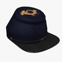Civil War Union Kepi
