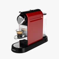 Krups XN 7006 Nespresso Coffee Maker