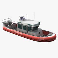 3d coast guard model
