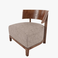 Armchair Thomas Design Flexform