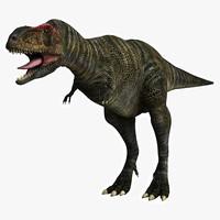 3d aucasaurus model
